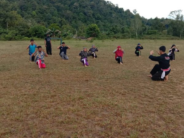 Pencak Silat Satria Muda Indonesia (SMI) SMANSA Singkep Barat